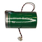 Visonic D cell Lithium battery 3.6v / 14Ah.