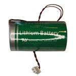 Visonic D batteria Lithium pila a 3.6V / 14Ah. Per sirena senza fili MCS-720 e MCS-730 / MCS-740 e il 710 MCS (VIS05421A1)
