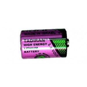 Visonic TL-2150 Lithium batterij. 3,6v Lithium 1/2 AA tbv oude PIR Visonic MCPIR3000 en K-940MCW. Dit type batterij werd tevens gebruikt in Visonic magneetcontacten voor 2004.