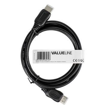 High Speed HDMI kabel is ontworpen om videoresoluties van 1080p en hoger aan te kunnen, waaronder geavanceerde weergavetechnologieën, zoals 4K, 3D en Deep Color, en een extra, dedicated datakanaal. Dit kanaal wordt ook wel...