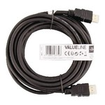 High Speed HDMI kabel met ethernet HDMI Connector - HDMI Connector 5,00 m