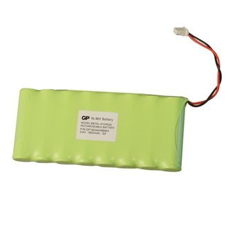 NiMH Battery Pack 9.6V / 1800mAh