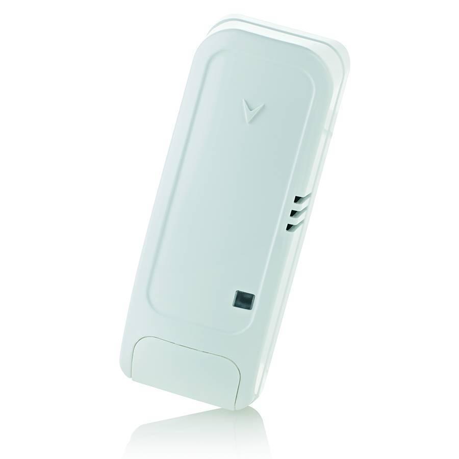 Visonic TMD-560 PG2 Sensor de temperatura Adequado para painéis de controle PowerMaster (da versão 16)