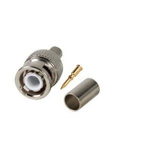 BNC krimp connector RG59