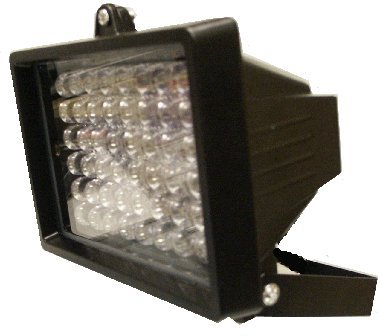 IR Lamp, spotlight 30 degrees angle, 45 meters distance, 220V