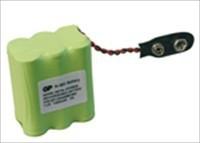 """Batterij pack NiMH 7.2V / 1,3Ah voor """"oude"""" Powermax"""