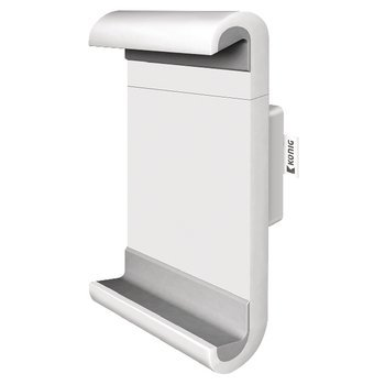 "Tablet wall holder (7-12 "") white"