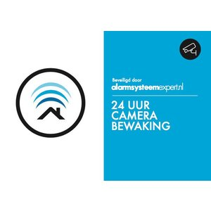 Camerabewaking beveiliging sticker
