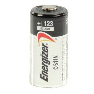 Energizer Lithium Batterij CR123A 3 V 1-Blister