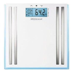Medisana BMI Personenweegschaal 180 kg Wit / Zilver