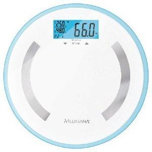 Medisana BMI Personenweegschaal 180 kg Wit