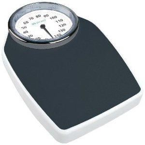 Medisana Analoge Personenweegschaal 150 kg Zwart / Wit