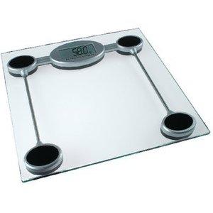 Medisana Digitale Personenweegschaal 150 kg Transparant