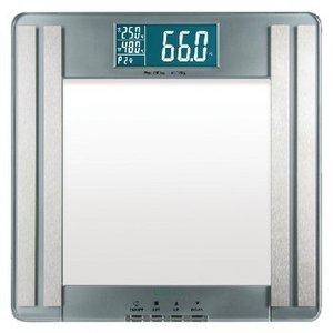 Medisana BMI Personenweegschaal 180 kg Transparant / Grijs