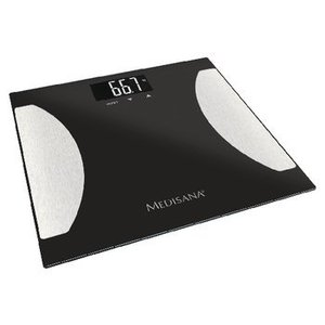 Medisana BMI Personenweegschaal 180 kg Zwart