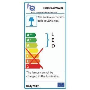 HQ LED Strip 24 W Warm Wit 1600 lm