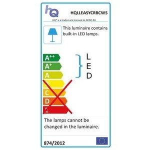 HQ Lineaire Lichtstrip LED Niet-Flexibel Eenvoudig te Koppelen 50 cm Koel Wit