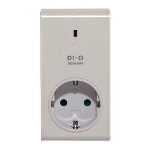 DI-O Smart Home Plug-In Stopcontact - Schuko / Type F (CEE 7/7)