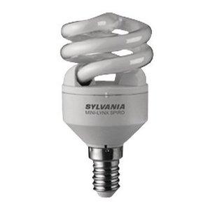 Sylvania Fluorescentielamp E14 Spiraal 9 W 450 lm 2700 K