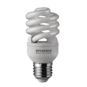 Sylvania Fluorescentielamp E27 Spiraal 15 W 900 lm 4000 K