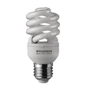 Sylvania Fluorescentielamp E27 Spiraal 15 W 900 lm 2700 K