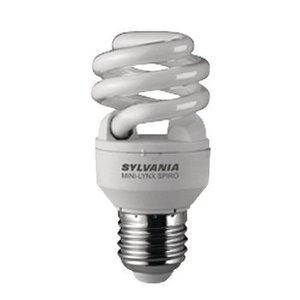 Sylvania Fluorescentielamp E27 Spiraal 12 W 600 lm 2700 K