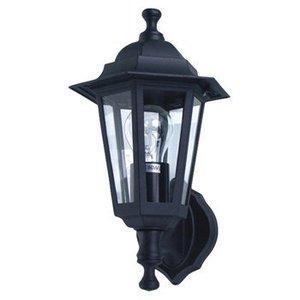 Ranex Wandlamp Buiten 60 W Zwart