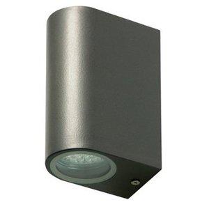 Ranex LED Wandlamp voor Buiten 6 W 330 lm Donkergrijs
