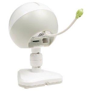 König IP Camera Babyfoon Audio/Video 2.4 GHz Wit / Grijs