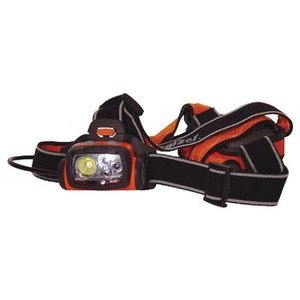 Energizer Hoofdlamp 4 LED Oranje / Zwart