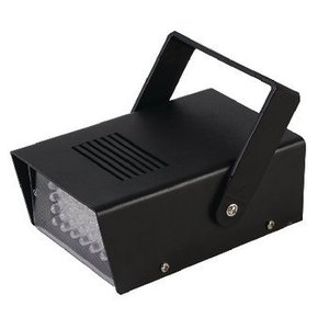 Valueline LED Stroboscoop Sfeerlamp 24 LED