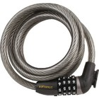 Stanley 4-Digit Fietscijferslot Zinc Alloy Lock Body with ABS Housing 130 mm