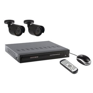 Valueline CCTV Set HDD 500 GB / 420 TVL - 2x Camera