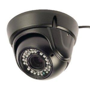 König Dome Beveiligingscamera 1000 TVL Zwart