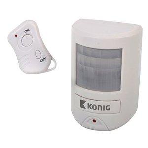 König Bewegingsalarm 130 dB / 120 °