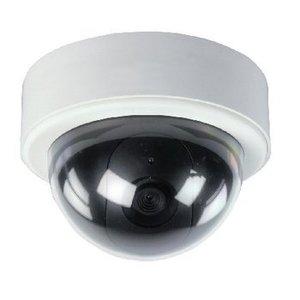 König Dome Dummy Camera IP60 Wit / Zwart