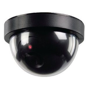 König Dome Dummy Camera Zwart