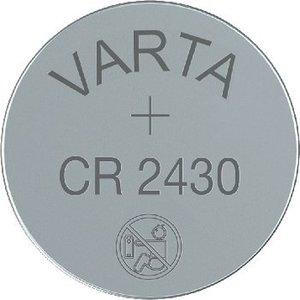Varta Lithium Knoopcel Batterij CR2430 3 V 1-Blister