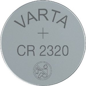 Varta Lithium Knoopcel Batterij CR2320 3 V 1-Blister