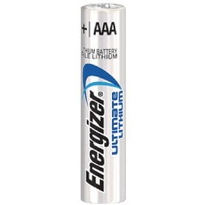 Energizer Lithium Batterij AAA 1.5 V Ultimate 4-Blister