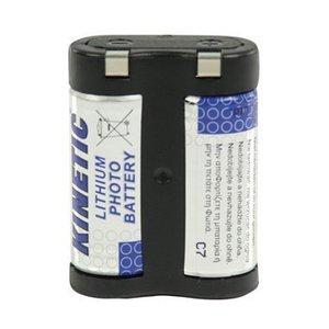 Kinetic Lithium Batterij 2CR5 6 V 1-Blister