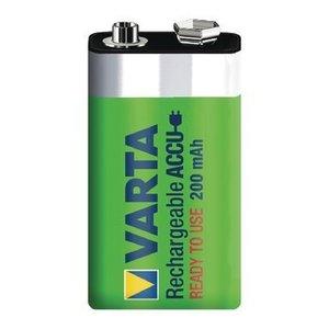 Varta Oplaadbare NiMH Batterij E-Block 8.4 V 200 mAh 1-Blister