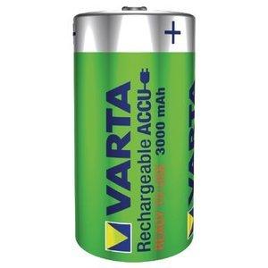 Varta Oplaadbare NiMH Batterij C 1.2 V 3000 mAh 2-Blister