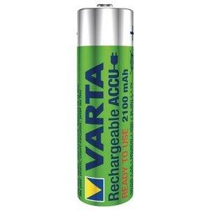 Varta Oplaadbare NiMH Batterij AA 1.2 V 2100 mAh 4-Blister