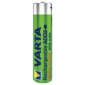 Varta Oplaadbare NiMH Batterij AAA 1.2 V 800 mAh 4-Blister
