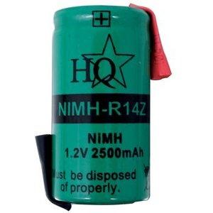HQ Oplaadbare NiMH Batterij Pack 1.2 V 2500 mAh 1-Pack