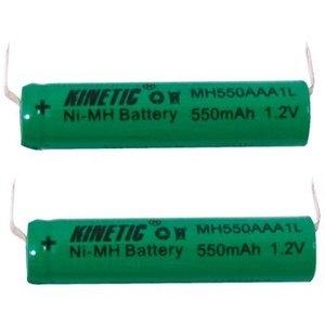 Kinetic Oplaadbare NiMH Batterij Pack 1.2 V 550 mAh 1-Pack