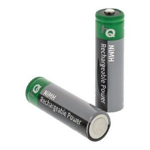 HQ Oplaadbare NiMH Batterij AA 1.2 V 1300 mAh 2-Blister
