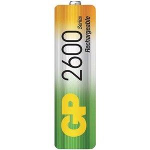 GP Oplaadbare NiMH Batterij AA 1.2 V 2600 mAh 2-Blister