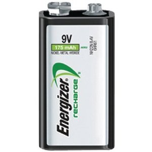 Energizer Oplaadbare NiMH Batterij E-Block 8.4 V Power Plus 175 mAh 1-Blister